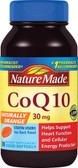 CoQ10 30 mg 30 Liquid sGels, Nature Made
