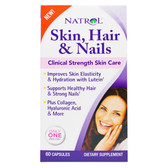 Skin Hair & Nails 60 Caps, Natrol
