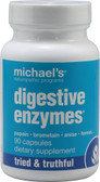 Digestive Enzymes 90 Caps, Michael's Naturopathic Programs