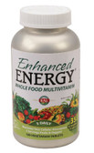 Enhanced Energy Whole Food Multivitamin 180 Veggie Tabs, KAL