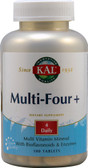 Kal Multi-Four Plus 100 Tabs, KAL