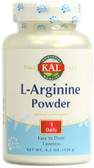 Kal L-Arginine Powder 4.2 oz, KAL