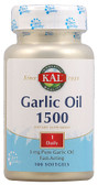 Garlic Oil 2000 100 sGels, KAL