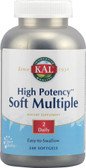 High Potency Soft Multiple 240 sGels, KAL