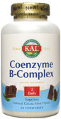 Coenzyme B-Complex Cocoa Mint 60 Chews, KAL