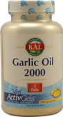 Garlic Oil 2000 250 sGels, KAL