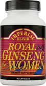 Royal Ginseng for Women 90 Caps, Imperial Elixir