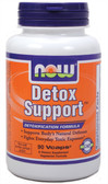 Detox Support 90 vCaps, Now Foods Fights Toxic Exposure