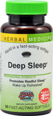 Deep Sleep 60 Fast-Acting sGels, Herbs Etc.