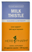 Milk Thistle 280 mg 60 VCaps, Herb Pharm