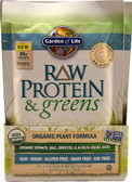 RAW Protein & Greens Lightly Sweet 10 Pkts, Garden of Life