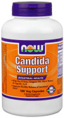 Now Foods  Candida Support 180 Caps, Intestinal Health
