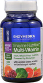 Enzyme Nutrition Women's 50 Plus Multi-Vitamin 60 Caps, Enzymedica