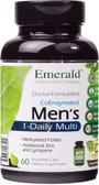 One-A-Day Men's Multi Vit-A-Min 60 vCaps Emerald Labs