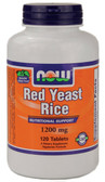 Red Yeast Rice Extract 1200 mg 120 Tabs Now Foods