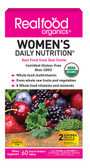 Realfood Organics Women's Daily Nutrition 60 Tabs, Country Life