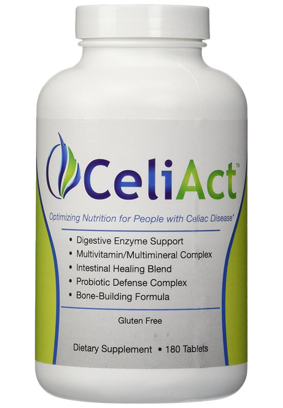 Optimizing Nutrition for People w/Celiac Disease 180 Tabs ...