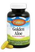 Golden Aloe 100 mg 60 sGels, Carlson