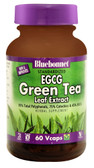 EGCG Green Tea Leaf Extract 60 Vcaps, Bluebonnet Nutrition