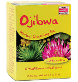 Ojibwa Herbal Cleansing Tea - 24 Tea Bags, Now Foods