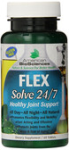 FLEXSolve 24 7 60 Tabs, American BioSciences