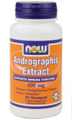 Andrographis Extract 400 mg 90 Vcaps, Now Foods, Immune Modulator
