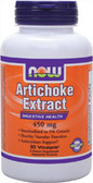 Artichoke Extract 90 vCaps, Now Foods, Digestion