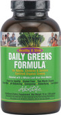 Healthy & Slim Daily Greens Formula 10 oz, Aloe Life