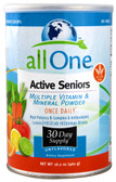 Active Seniors Multiple Vitamin & Mineral Powder 15.9 oz, All One Nutritech