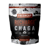 Recharge Chaga Mushroom Extract Powder 2 oz, FreshCap Mushrooms