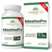 IntestinePro Intestine Support 60 Vegetarian Caps, Teraputics