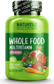 Whole Food Multivitamin for Women 240 Capsules, Naturelo