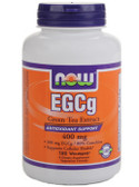 EGCG 400 mg 180 Caps Now Foods, Antioxidant Support