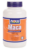 Maca 500 mg 250 Caps Now Foods, Reproductive Health, Energy