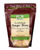 Ginger Slices 12 oz Now Foods, Baking & Candy Making