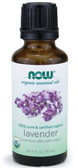 Organic Lavender Oil 1 oz Now Foods, Relaxation Aromatherapy