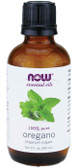 100% Pure Oregano Oil 2 oz, Now Foods, Purifying & Comforting
