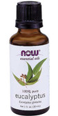 Eucalyptus Oil 1 oz, Now Foods