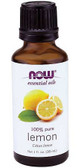 Lemon Oil  1 oz, Now Foods