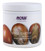 Shea Butter 7 oz Now Foods, Moisture for Dry, Cracked Skin