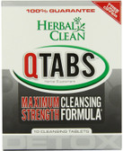 Quick Tabs 10 Tabs Herbal Clean Detox