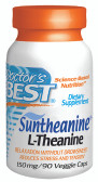 Suntheanine 150 mg 90 Caps Doctor's Best, Stress