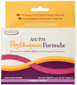 AM PM PeriMenopause Formula 60 Tabs Enzymatic Therapy, Mood Swings