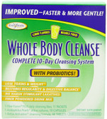 Whole Body Cleanse Lemon Fiber 2 Weeks Enzymatic Therapy