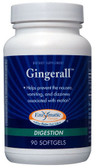 Gingerall 90 Softgels Enzymatic Therapy, Nausea, Dizziness