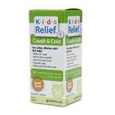 Kids Relief Cough and Cold 100 ml Homeolab