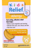 Kids Relief Allergy 25 ml Homeolab