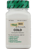Heel BHI Cold 100 Tabs, Aches, Runny Nose