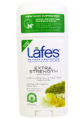 Deodorant Tea Tree Twist Stick 2.5 oz, Lafe's Natural
