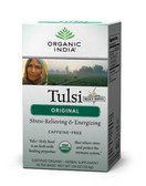 Tulsi Tea Original 18 Bags, Organic India, Stress Relieving Holy Basil